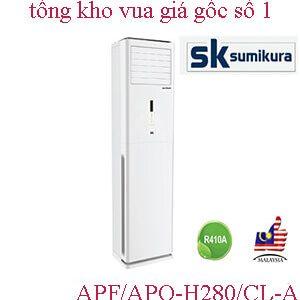 Điều hòa tủ đứng Sumikura 2 chiều 28.000BTU APF,APO-H280,CL-A..jpg1