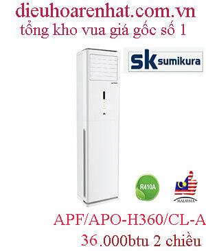 Điều hòa tủ đứng Sumikura 2 chiều 36.000BTU APF,APO-H360,CL-A..jpg1