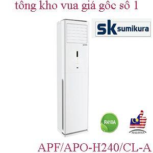 Điều hòa tủ đứng Sumikura 24.000BTU 2 chiều APF,APO-H240,CL-A.