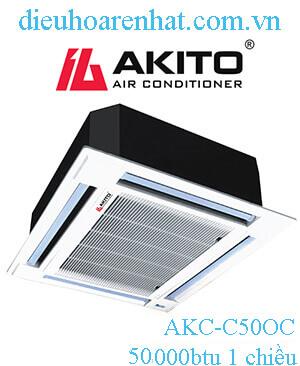 Điều hòa âm trần Akito 50000Btu 1 chiều AKC-C50OC
