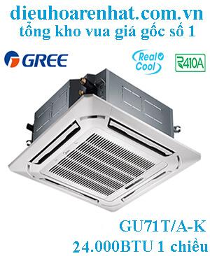 Điều hòa âm trần Gree 24.000BTU GU71T/A-K/GUL71W/A-K