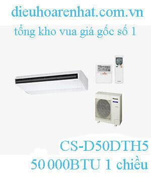 Điều hòa áp trần Panasonic 1 chiều 50000BTU CS-D50DTH5/CU-D50DBH5