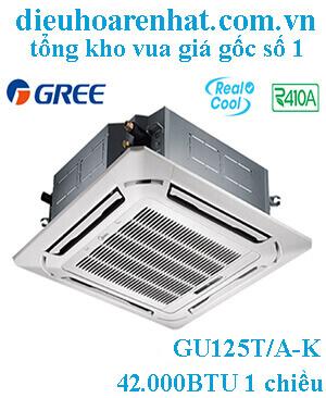 Điều hòa âm trần Gree 42.000BTU GU125T/A-K/GUL125W/A-M