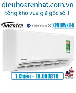 Điều hòa Panasonic NanoeX 18000BTU 1 chiều inverter XPU18WKH-8..jpg1