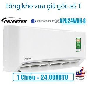 Điều hòa Panasonic NanoeX 24000BTU 1 chiều inverter XPU24WKH-8..jpg1