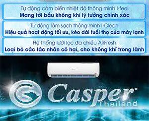 Kinh nghiệm vàng khi mua điều hòa casper inverter mà bạn cần quan tâm