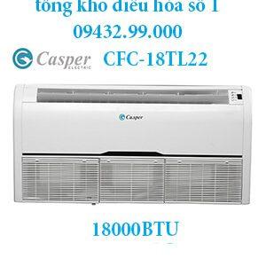 Điều hòa áp trần Casper 18000btu 1 chiều CFC-18TL22