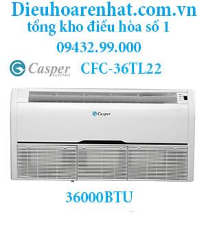 Điều hòa áp trần Casper 36000btu 1 chiều CFC-36TL22-giá rẻ uy tín