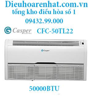 Điều hòa áp trần Casper 50000btu 1 chiều CFC-50TL22-giá rẻ uy tín