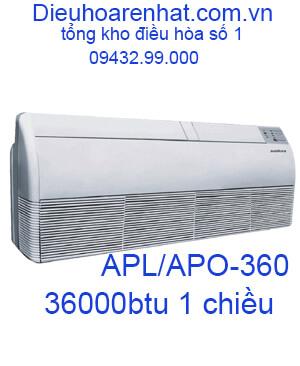 Điều hòa áp trần Sumikura 1 chiều 36000BTU APL/APO-360