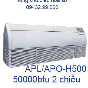 Điều hòa áp trần Sumikura 2 chiều 50000BTU APL/APO-H500