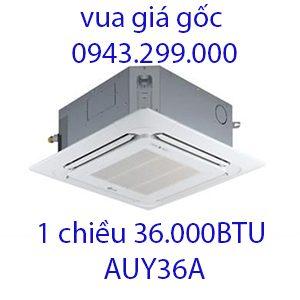 Điều hòa âm trần Fujitsu 1 chiều 36000BTU AUY36A