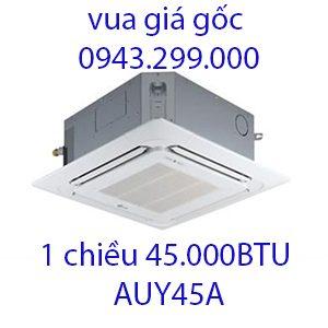 Điều hòa âm trần Fujitsu 1 chiều 45000BTU AUY45A