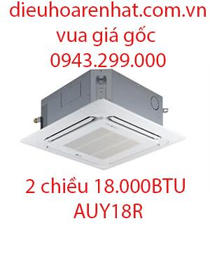 Điều hòa âm trần Fujitsu 2 chiều 18000BTU AUY18R