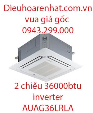 Điều hòa âm trần Fujitsu 2 chiều inverter 36000BTU AUAG36LRLA
