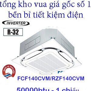Điều hòa âm trần daikin 1 chiều inverter FCF140CVM/RZF140CVM
