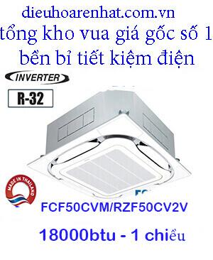 Điều hòa âm trần daikin 1 chiều inverter FCF50CVM/RZF50CV2V