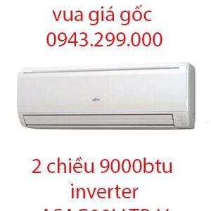 Điều hòa Fujitsu 2 chiều 9000BTU inverter