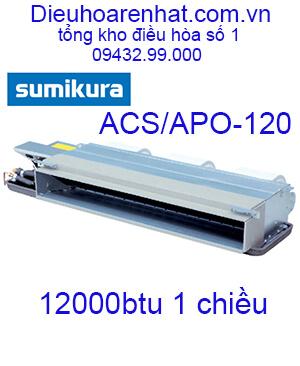 Điều hòa nối ống gió Sumikura 1 chiều 12.000Btu ACS/APO-120