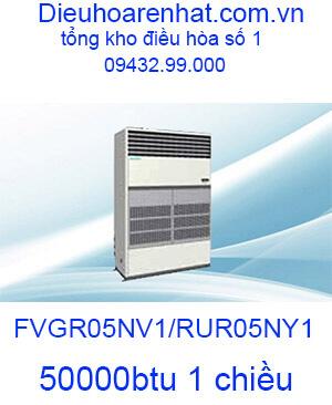 Điều hòa tủ đứng Daikin 1 chiều 50000BTU FVGR05NV1/RUR05NY1