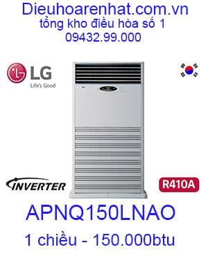 Điều hòa tủ đứng LG 150000btu APNQ150LNAO giá rẻ