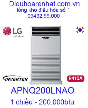 Điều hòa tủ đứng LG 200.000btu APNQ200LNAO giá rẻ