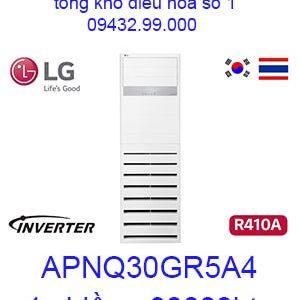 Điều hòa tủ đứng LG 30.000btu APNQ30GR5A4 giá rẻ