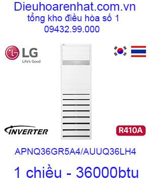 Điều hòa tủ đứng LG 36.000btu 3 pha APNQ36GR5A4 /AUUQ36LH4
