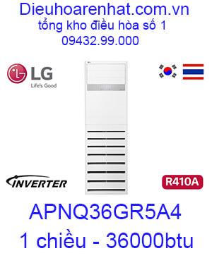 Điều hòa tủ đứng LG 36.000btu APNQ36GR5A4 giá rẻ