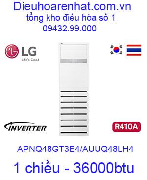 Điều hòa tủ đứng LG 48000BTU APNQ48GT3E4/AUUQ48LH4 giá rẻ