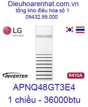 Điều hòa tủ đứng LG 48000BTU APNQ48GT3E4 giá rẻ