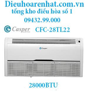 Điều hòa áp trần Casper 28000btu 1 chiều CFC-28TL22-giá rẻ uy tín