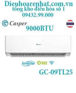 Điều hòa casper GC-09TL25 9000BTU 1 chiều inverter - uy tín giá rẻ