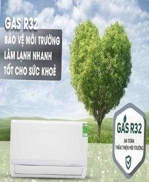 So sánh gas r32 và 410