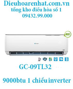 Điều hòa casper GC-09TL32 9000btu 1 chiều inverter - uy tín giá rẻ