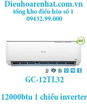 Điều hòa casper GC-12TL32 12000btu 1 chiều inverter - uy tín giá rẻ