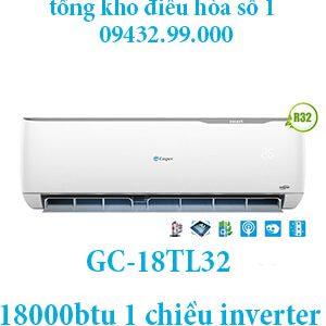 Điều hòa casper GC-18TL32 18000btu 1 chiều inverter - uy tín giá rẻ