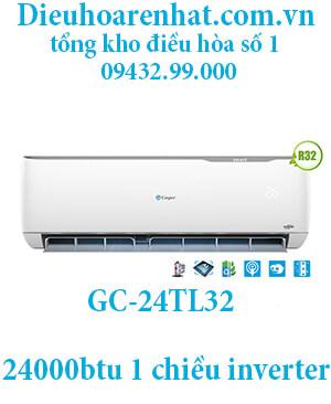 Điều hòa casper GC-24TL32 24000btu 1 chiều inverter - uy tín giá rẻ