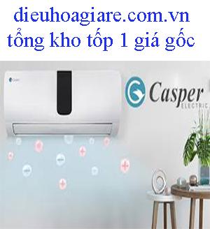 Máy lạnh Casper của nước nào?
