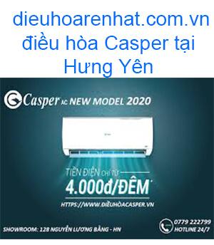 Điều hòa Casper tại Hưng Yên (1)