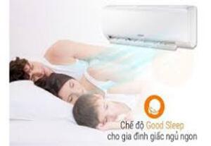Chế độ ngủ của điều hòa mang lại giấc ngủ ngon