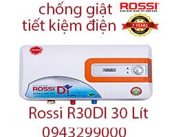 Bình nước nóng Rossi 30 lít R30DI
