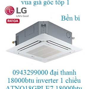 Điều hòa âm trần LG 18000BTU ATNQ18GPLE7 -Vua giá gốc