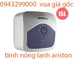 Bình nóng lạnh Ariston 15l BLU 15R- vua giá gốc
