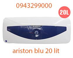 Bình nóng lạnh Ariston 20l BLU 20 SLIM- vua giá gốc