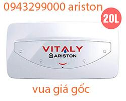 Bình nóng lạnh Ariston 20l Vitaly 20 SLIM- vua giá gốc