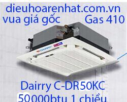 Điều hòa âm trần cassette Dairry 50000btu 1 chiều C-DR50KC