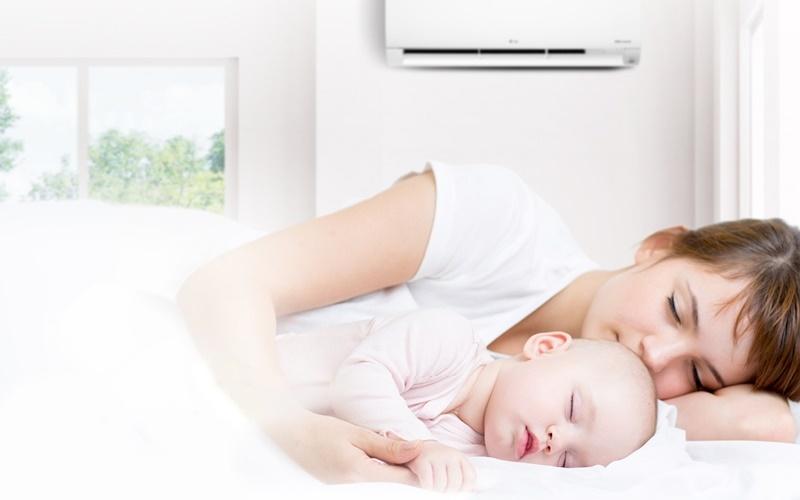 Điều hòa không khí, đem lại bầu không khí dễ chịu hơn cho bạn và gia đình