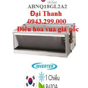 Điều hòa nối ống gió LG 18.000BTU inverter ABNQ18GL2A2 - Điều hòa vua giá gốc.
