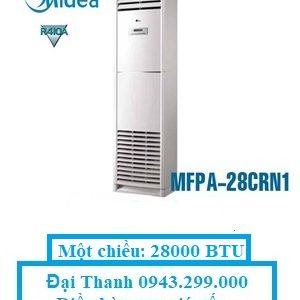 Điều-hòa-tủ-đứng-Midea-28.000BTU-1-chiều-MFPA-28CRN1